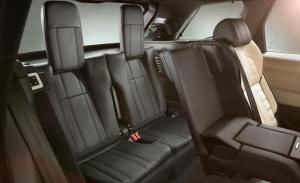 2014 Land Rover Range Rover Sport - Interior 2